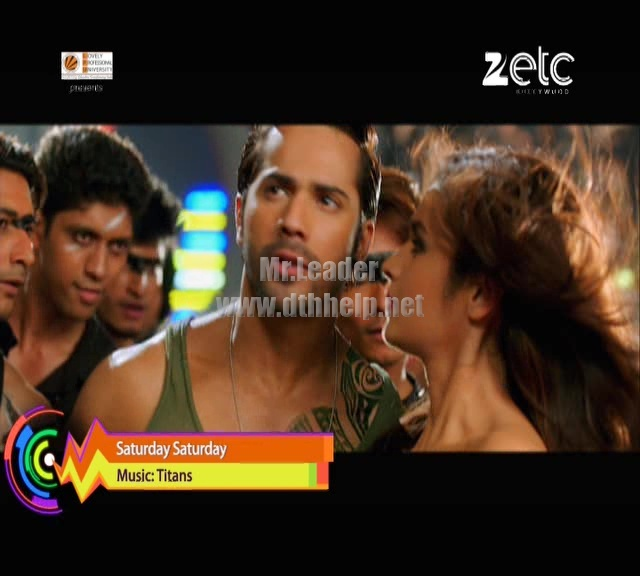 zee etc bollywood added on dish tv tp 11038 h