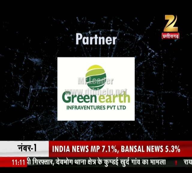 zee mp chhattisgarh added on dish tv tp 11038 h