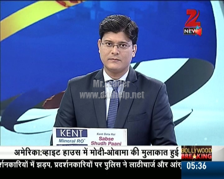 Zee News added on Asiasat 7 on the frequency 4142 V – updated on 08-June-16 at 05:35