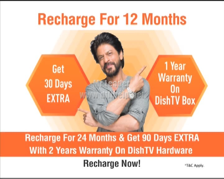 Recharge & Relax (FTA) added on Dish TV on the frequency 12595 H – updated on 16-July-16 at 00:37